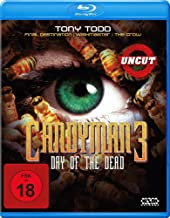 Candyman 3 - Day of the Dead [Alemania] [Blu-ray]