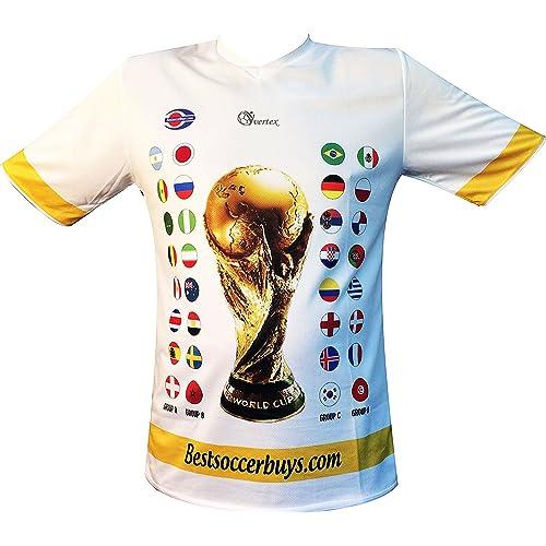 online retailer b8268 99ad6 Iran 2018 World Cup Soccer Jerseys: Amazon.com