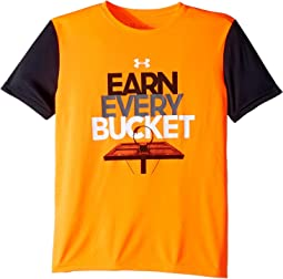 Earn Every Bucket Short Sleeve (Big Kids)