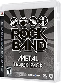 Electronic Arts-Rock Band Track Pack: Metal