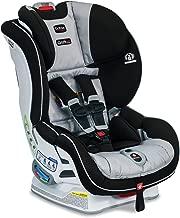 Britax Boulevard ClickTight Convertible Car Seat - 2 Layer Impact Protection - Rear & Forward Facing - 5 to 65 Pounds, Trek