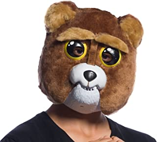 Sir Growls-A-Lot Animated Child Mask