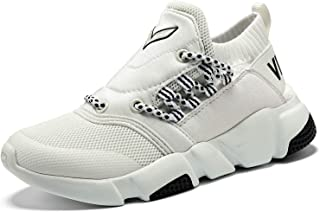 f060909ffbfd9 Garçon Fille Chaussure de Course Chaussures de Outdoor Sneakers Mode Basket  Chaussure de Course Sport Walking
