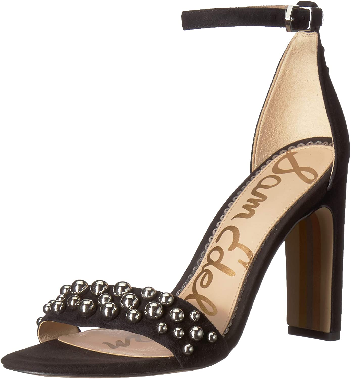 Sam Edelman Womens Yoshi Heeled Sandal