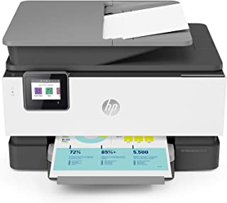 HP OfficeJet Pro 9010 All-in-One Wireless Printer, with Smart Tasks for Smart Office Productivity, HP Instant Ink or Amazon Dash Replenishment Ready (3UK83A)