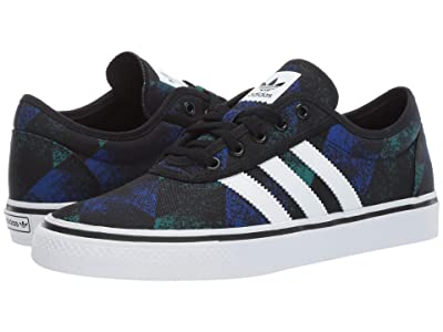 adidas Skateboarding Adi-Ease (Core Black/Ftwr White/Gum4) Skate Shoes