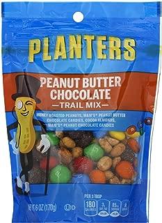 Planters Peanut Butter Chocolate Trail Mix, 6 Ounce -- 12 per case.
