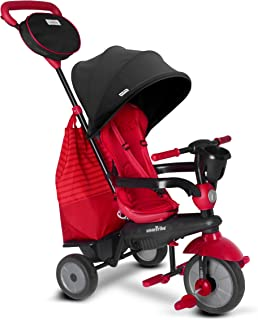 smarTrike Swing DLX Baby Tricycle, Red
