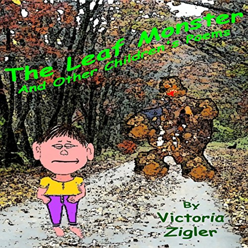 The Leaf Monster and Other Children's Poems audiobook cover art