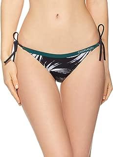 Calvin Klein Women's Core Logo String Side Tie Bikini