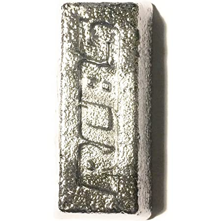 Pure Soft Lead Ingots | 10 Pounds