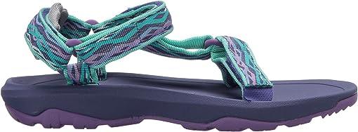 Delmar Sea Glass/Purple