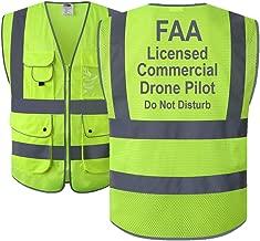 Best drone pilot safety vest Reviews