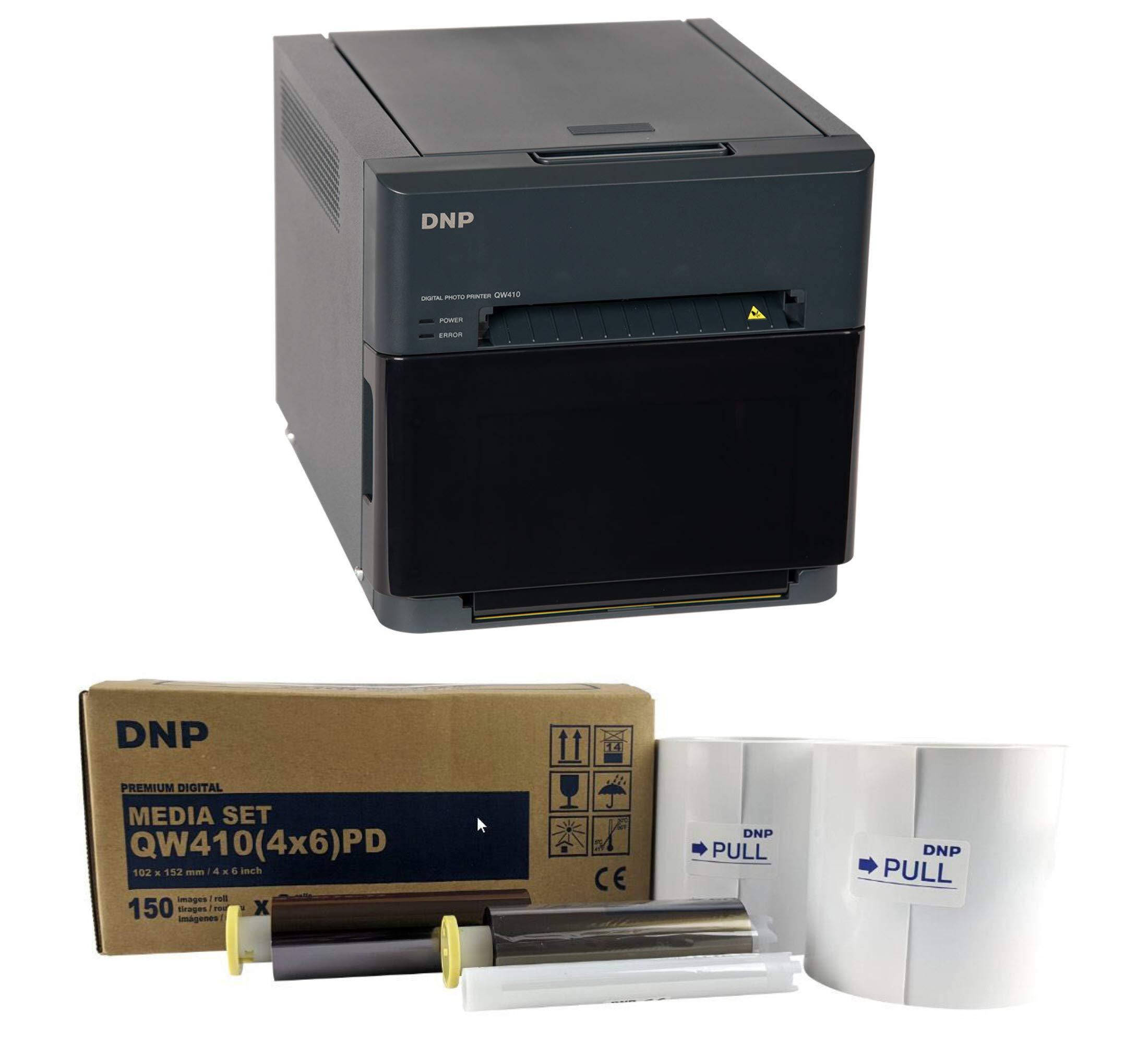 "DNP SnapLab and Sony UPCX1 4x6/"" Print Kit 2UPCC14 Sony"
