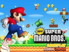 Clip: New Super Mario Bros. DS Gameplay - Zebra Gamer