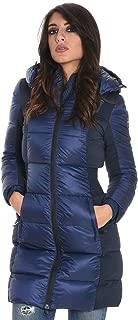 Rossignol Luxury Fashion Womens RLGWJ96705 Blue Down Jacket   Season Permanent