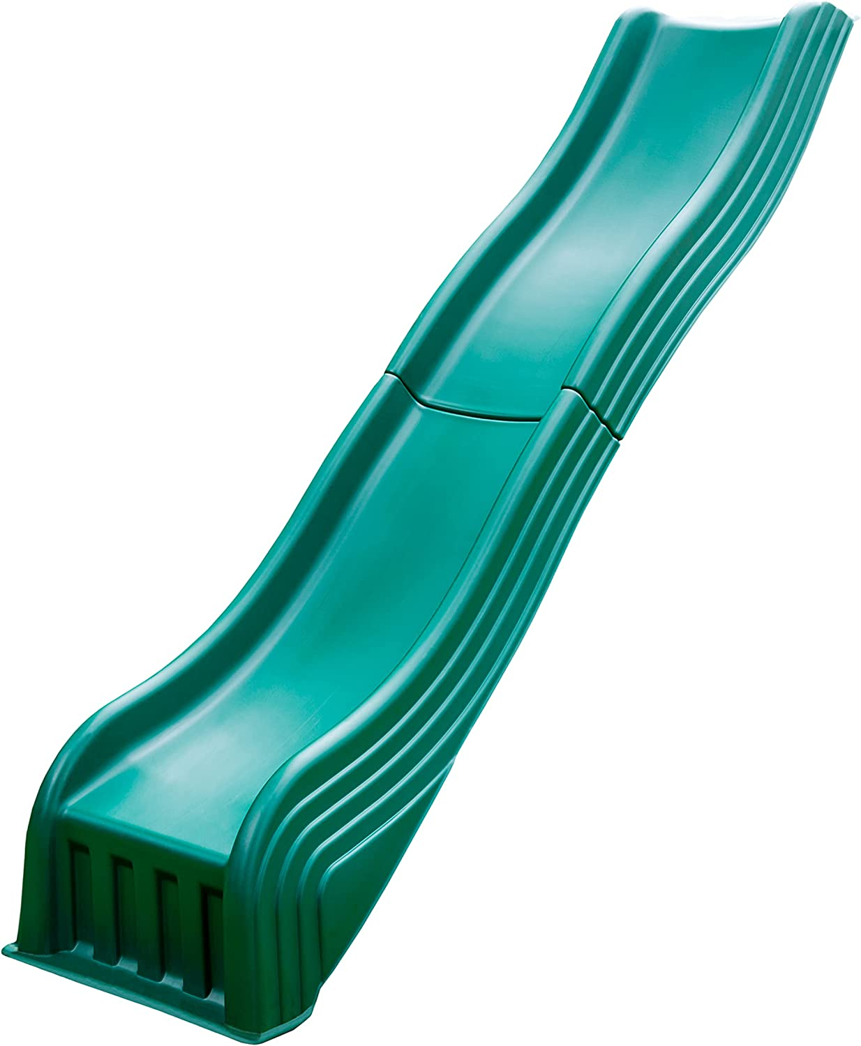 Swing-N-Slide Discount mail order WS 5037 Two Piece Green Wave Cool New mail order Slide Plastic