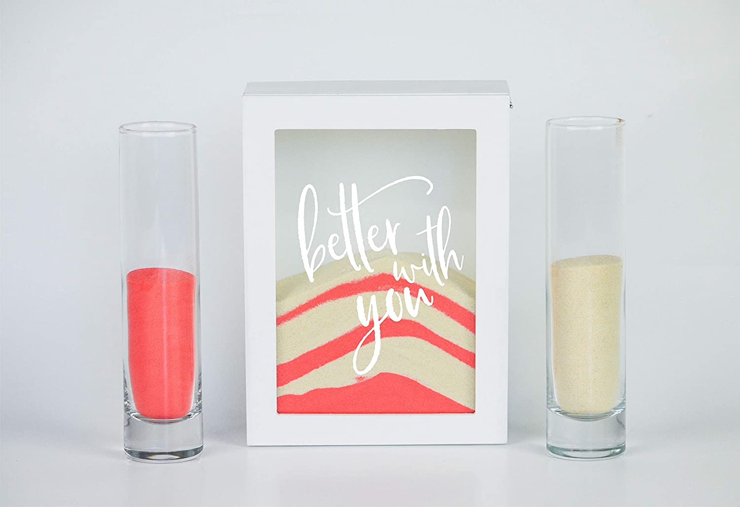 Streamside Shoppe Challenge the lowest price of Ranking TOP13 Japan Sand Ceremony Set Shadow Box Better Wedd You
