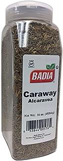 16 oz Bottle Whole Caraway Seeds Semillas Alcaravea Kosher