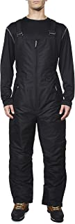 Arctic Quest Mens Insulated Water Resistant Ski Snow Bib Pants