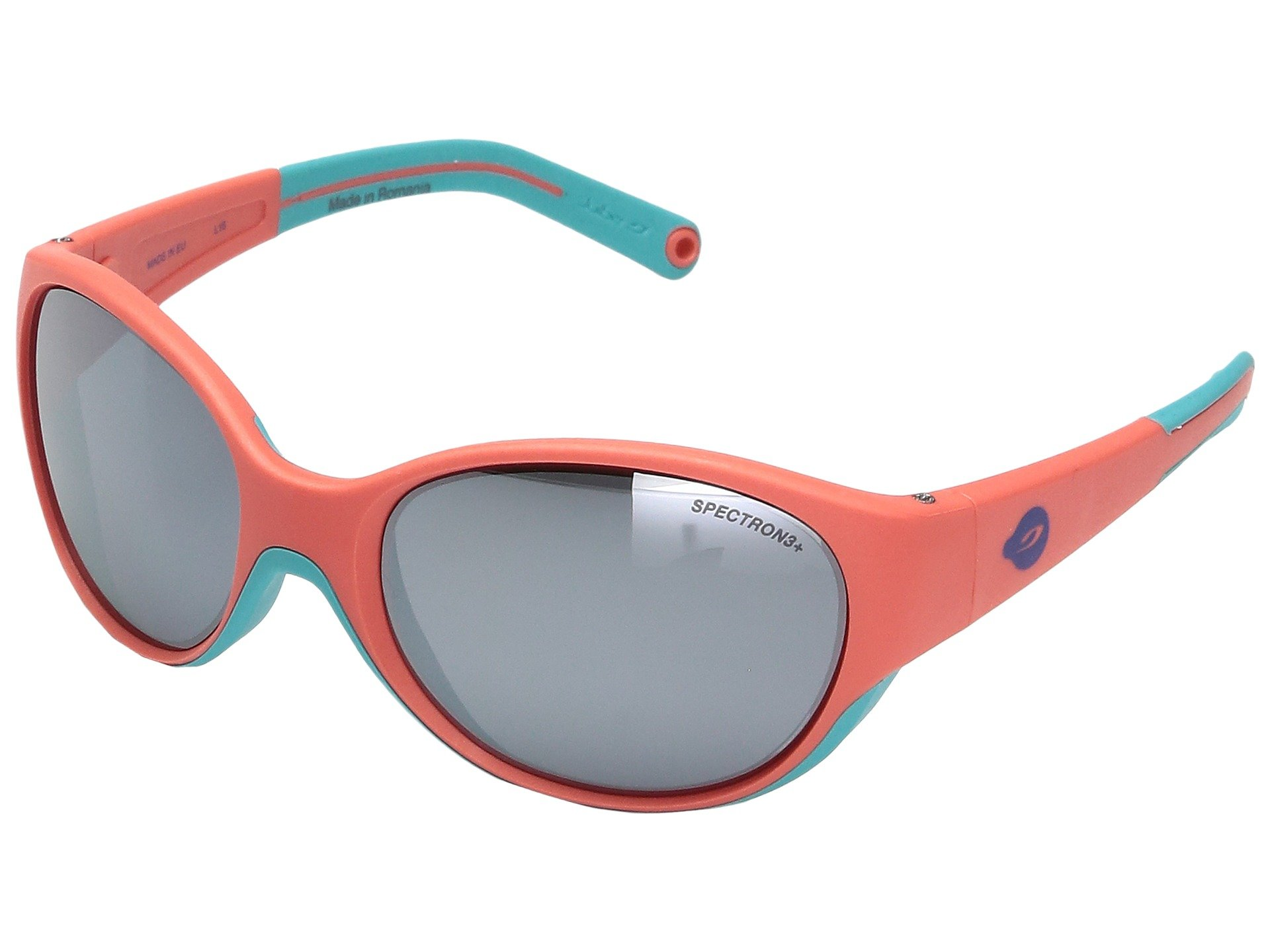 kids sunglasses shipped free at zapposcoral turquoise with spectron 3 lens
