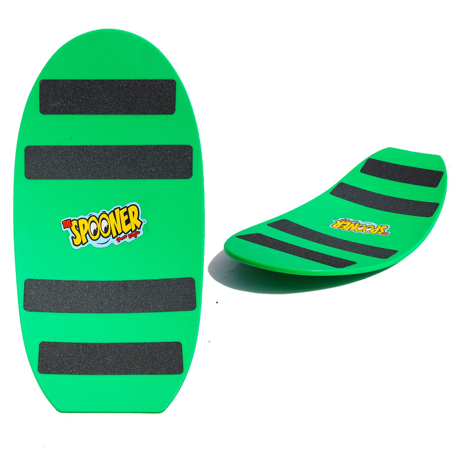 Spooner Boards 5512772 Freestyle Green