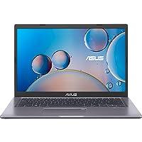 ASUS VivoBook 14 (2020) Intel Core i5-1035G1 10th Gen 14-inch FHD Thin and Light Laptop (8GB RAM/1TB HDD + 256GB SSD/GeForce MX130 Graphics/Windows 10/Slate Grey/1.6 kg), X415JF-EK521T