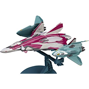 ハセガワ マクロスシリーズ 劇場版マクロスデルタ Sv-262Ba ドラケン3 ミラージュ機 w/リル・ドラケン 1/72スケール プラモデル 65843