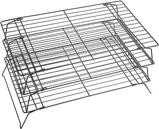 Kitchen Craft Égouttoir 3 niveaux Anti-adhésif 40 x 25 cm