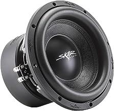"Skar Audio SVR-10 D4 10"" 1600 Watt Max Power Dual 4 Ohm Car Subwoofer, 10"" - Dual 4 Ohm"
