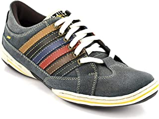 ID Men's Grey Casual Shoes