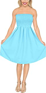 Best light blue tube top dress Reviews