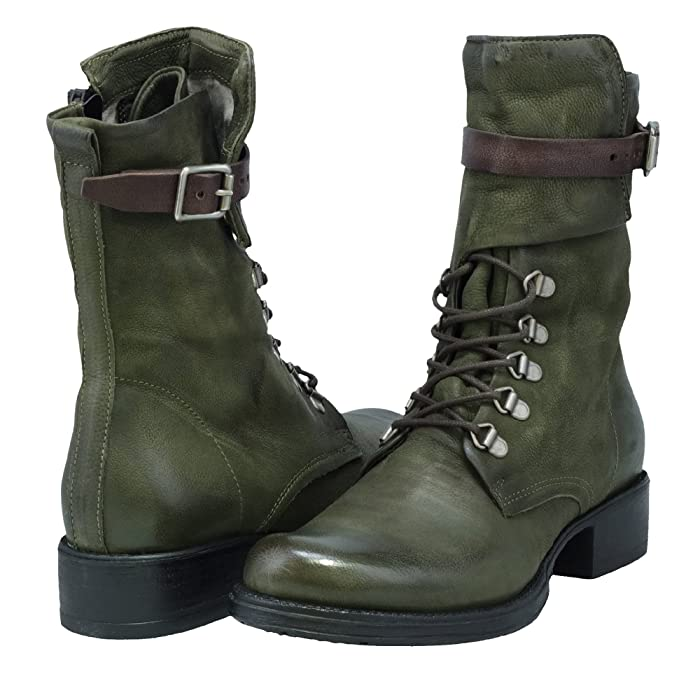 Steampunk Boots & Shoes, Heels & Flats Miz Mooz Nerve $224.95 AT vintagedancer.com