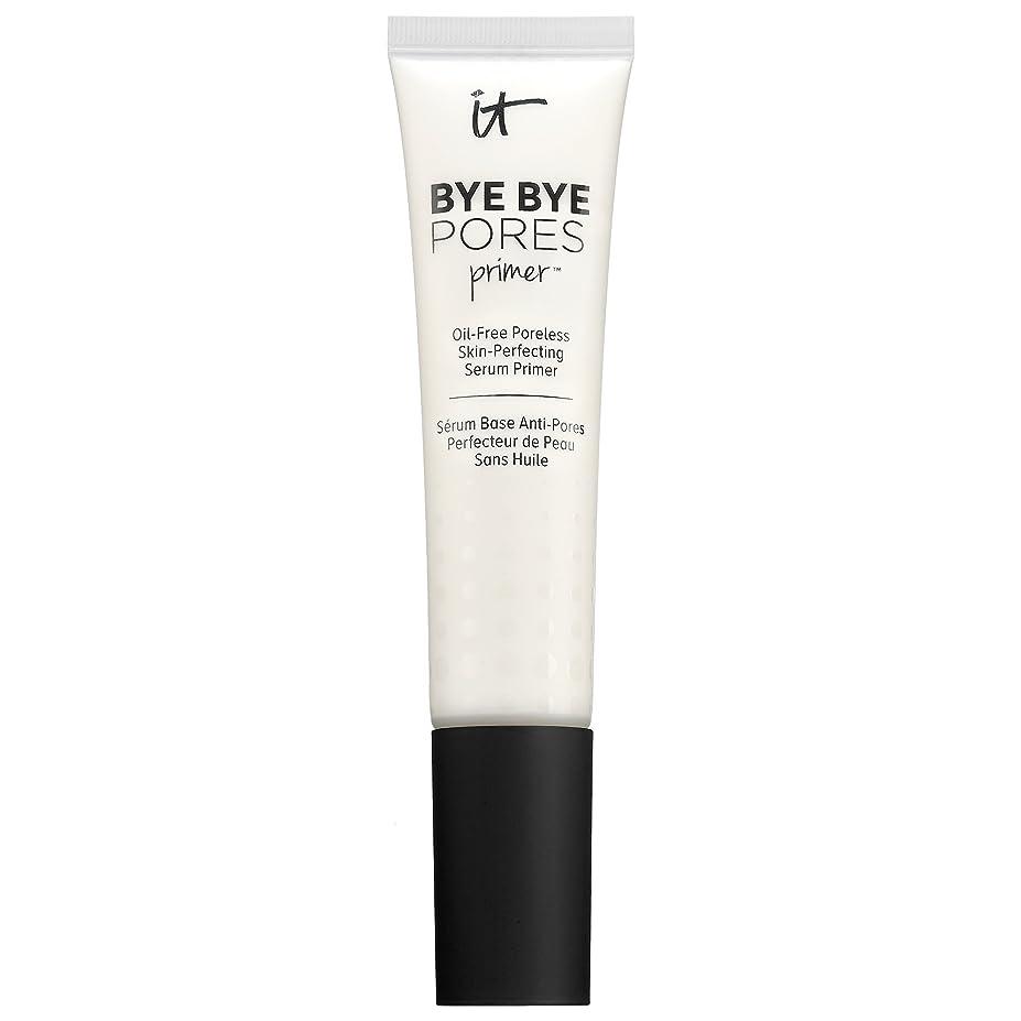 火奇妙なIT Cosmetics Bye Bye Pores Primer? Oil-Free Poreless Skin-Perfecting Serum Primer