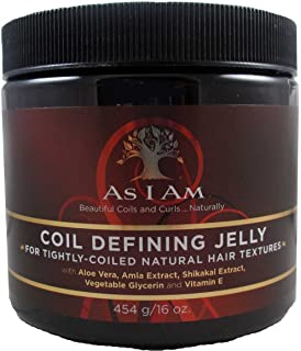 I Am Coil Defining Jelly, 16 Oz