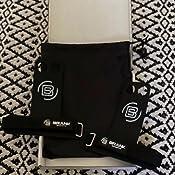 BRANK SPORTS/® Leder Crossfit Handgriff 2 und 3 L/öcher f/ür Handschutz Crossfit Handgriff f/ür Gymnastik oder f/ür Krafttraining kostenlose Garantieverl/ängerung