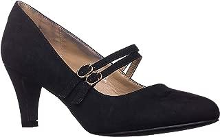 Women's Mila Chunky, Mid Heel Mary Jane Pump Heels