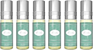 Lovely Aceite De Perfume - 6 x 6ml por Al Rehab