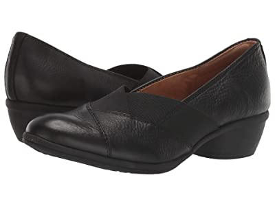 Comfortiva Quinton (Black Cascade Soft) Women