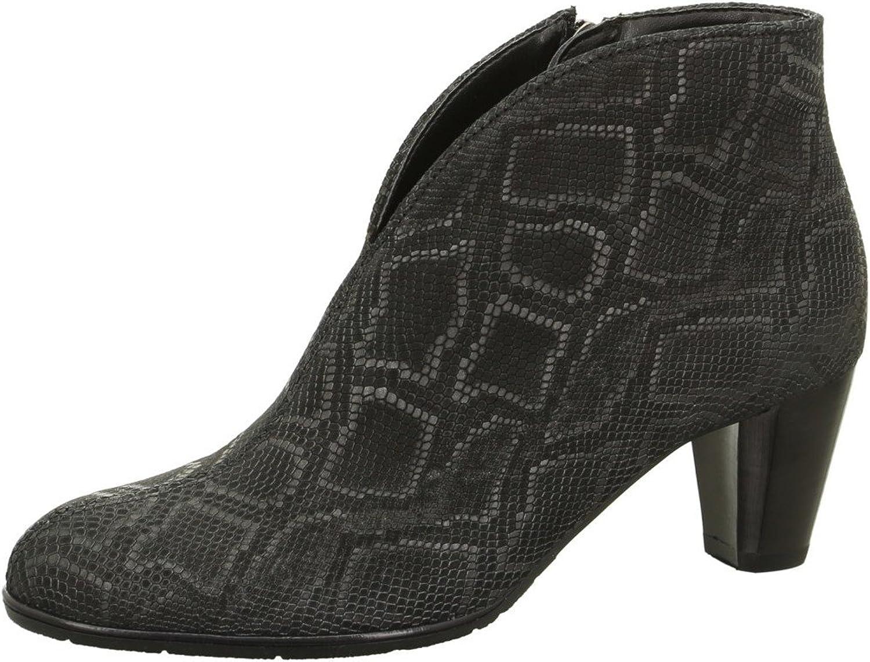 ARA Damen Stiefeletten Toulouse 43408-01 schwarz schwarz 169389  Qualitätskontrolle