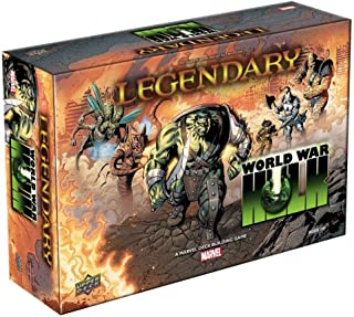 Upper Deck Legendary: A Marvel Deck Building Game: World War Hulk Expansion, Multi
