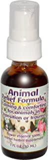 Flower Essence Services Animal Rescue Formula Spray, 1 Ounce