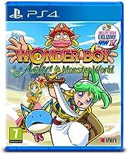 Wonder Boy Asha In Monster World PS4 - -