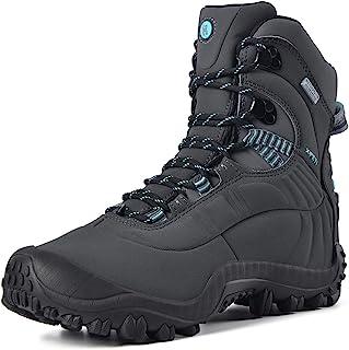 Manfen Women's Hiking Boots Lightweight Waterproof...