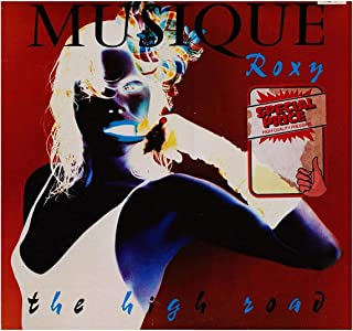 High road (1983) / Vinyl record [Vinyl-LP]