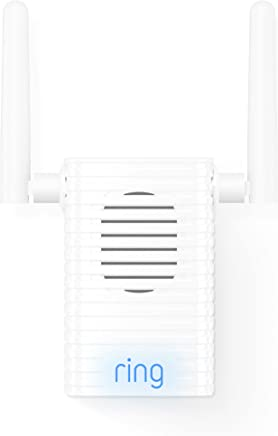 Ring Chime Pro Indoor and Wi-Fi Extender ONLY for Ring Devices, White