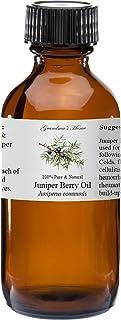 Juniper Berry Essential Oil - 2 fl oz -100% Pure and Natural - Therapeutic Grade - Grandma's Home