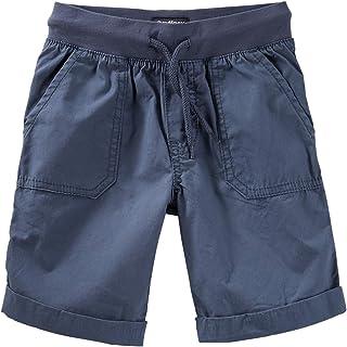 OshKosh BGosh Baby Boys Twill Cargo Shorts Navy Blue 6-9 Months