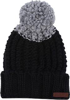 قبعة حريمي من Timberland مطبوع عليها شعار فريق أيسلاندي مكتنزة في الطقس البارد
