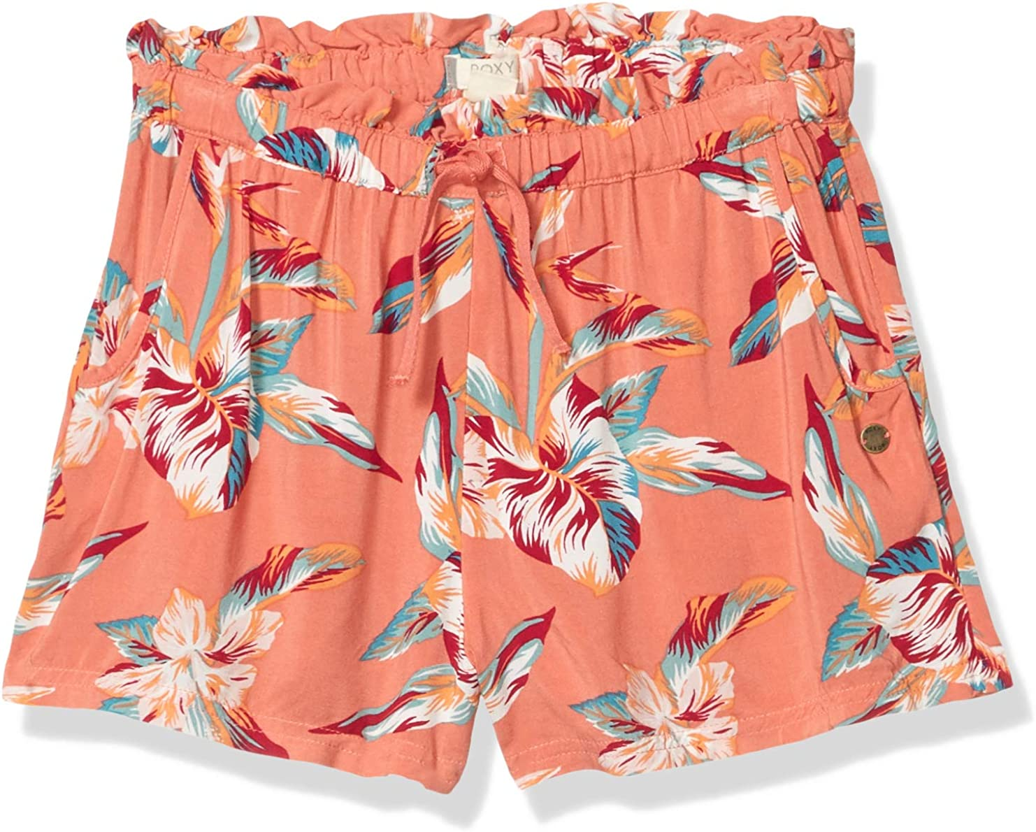 Roxy Girls Big Old Dreamer Beach Shorts